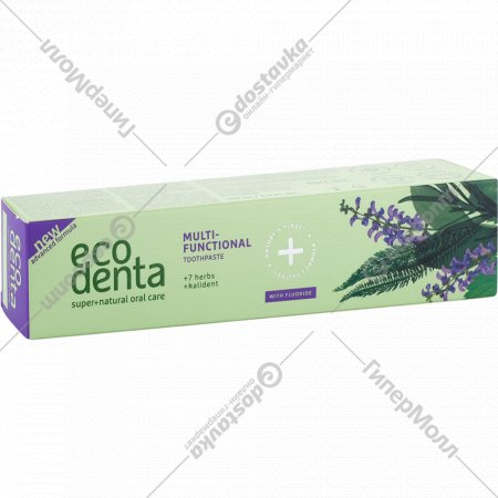 Зубная паста «Ecodenta» multi-functional toothpaste, 100 мл