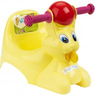 Горшок-игрушка «Зайчик».