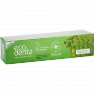Зубная паста «Ecodenta» exceptional whitening toothpaste, 100 мл