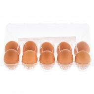 Яйцо куриное «Молодецкие» С-В, обогащенные селеном, 10 шт