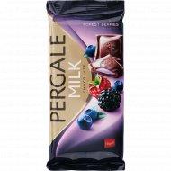Шоколад «Pergale» лесные ягоды, 100 г
