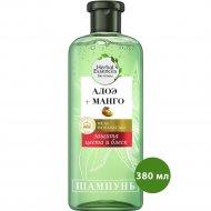 Шампунь «Herbal Essences» защита цвета и блеск, алоэ и манго, 380 мл