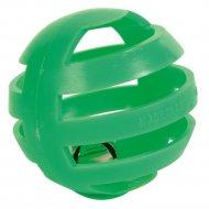 Игрушка для кошки «Trixie» цветные трещащие шарики, 4 шт.