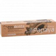 Зубная паста «Ecodenta» organic whitening toothpaste, 100 мл