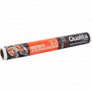 Фольга алюминиева «Qualita» 10 м.