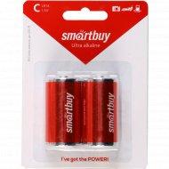 Батарейка «Smartbuy» LR14/ 2 В.
