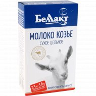 Молоко сухое «Беллакт» козье цельное, 300 г.