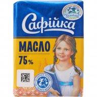Масло сладкосливочное «Молочное раздолье» несоленое, 75%, 180 г