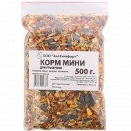 Корм для грызунов «Экокомфорт» мини, 500 г.