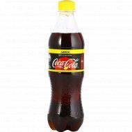 Напиток «Coca-Cola» Лимон, 0.5 л.