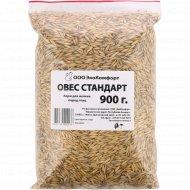 Овес корм для мелких пород птиц «Экокомфорт» стандарт, 900 г.
