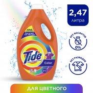 Гель для стирки «Tide» Color, 2.47 л