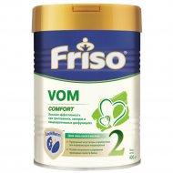 Смесь сухая молочная «Friso VOM 2» с пребиотиками 400 г.