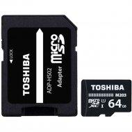 Карта памяти «Toshiba» THN-M203K0640EA, 64 GB