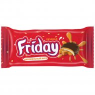 Печенье «Friday» карамельный вкус, 63 г.