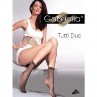 Носки женские «Tutti Due» 20 den, белый.