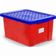 Детский ящик для хранения игрушек «Start» 57л.