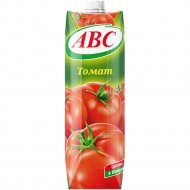 Сок «АВС» томатный, 1 л.