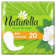 Гигиенические прокладки «Naturella» Normal, с ароматом зеленого чая, 20 шт.