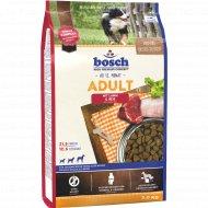 Корм для собак «Bosch» Эдалт ягненок с рисом, 3 кг.