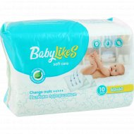 Пеленки одноразовые «Baby Likes» soft care, 60х60, 10 шт.