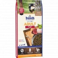 Корм для собак «Bosch» Эдалт ягненок с рисом, 15 кг.