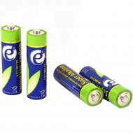 Батарейка EG-BA-AA4-01 «Gembird» Energenie AA LR6 1.5V Alkaline 4шт в блистере.