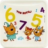 Ланч-бокс «Три кота» Обучайка, 450мл.