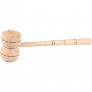 Молоток д/мяса (34х9см,арт.BB101394) бук
