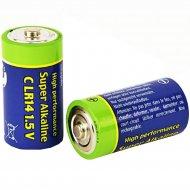 Батарейка EG-BA-LR14-01 «Gembird» Energenie LR14