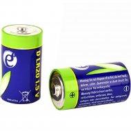 Батарейка «Gembird» EG-BA-LR20-01