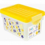 Детский ящик для хранения сокровищ «Play&Learnt» 5.1л.