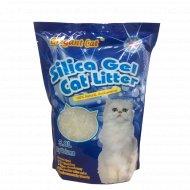 Наполнитель для туалета «Elegant Cat» звездный песок, 3.8 л.