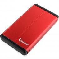 Бокс для жесткого диска EE2-U3S-2-R «Gembird» 2.5 hdd SATA, USB 3.0.