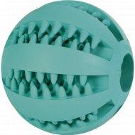 Игрушка «Trixie» для собаки, мяч бейсбольный, со вкусом мяты, 5 см.