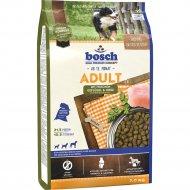 Корм для собак «Bosch» мини эдалт, ягненок с рисом, 3 кг.