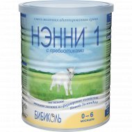 Сухая молочная смесь «Нэнни 1» с пребиотиками, 400 г.