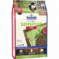 Корм для собак «Bosch» Сенситив, ягненок с рисом, 3 кг.