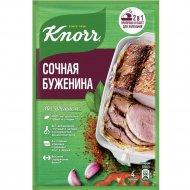 Сухая смесь «Knorr» на второе для приготовления сочной буженины 30 г.