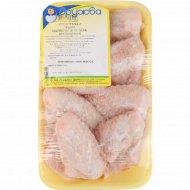 Мясо птицы «Крыло цыплёнка-бройлера» замороженное, 1 кг., фасовка 0.75-0.85 кг