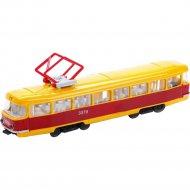 Машина «Трамвай».
