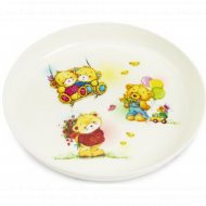 Детская тарелка «Bears» 450 мл.