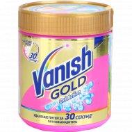 Пятновыводитель для тканей «Vanish» Gоld Oxi Action 500 г.