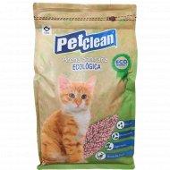 Наполнитель для кошачьих туалетов «Pet Clean Tofu» Peach, 6 л.