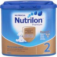 Смесь молочная «Nutrilon 2» 400г.