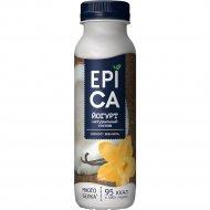 Йогурт питьевой «Epica» 290 г.