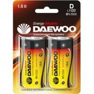 Комплект батареек «Daewoo» Energy, 1030429, 2 шт