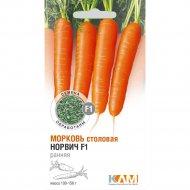 Семена моркови «Норвич F1» 0.3 г.