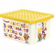 Детский ящик «Три кота» 17 л.