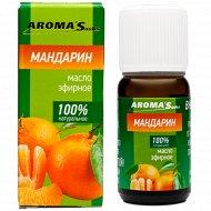 Масло эфирное мандарин, натуральное, 10 мл